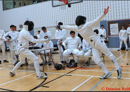 2016 2017 Psal Boys Fencing Invitational Results