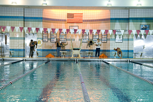 Save the date girls swimming 2017 2018 mandatory coaches clinic for Stuyvesant high school swimming pool