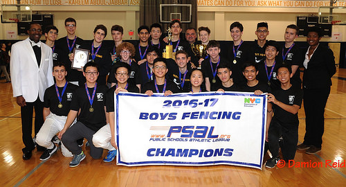 2016 2017 Season In Review For Boys Fencing