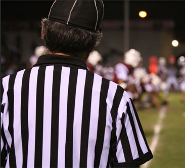 Fee Schedule for Certified Game Officials 2018-2019