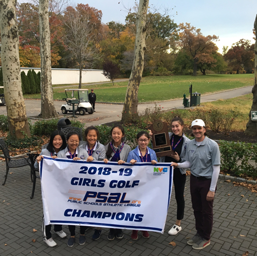 2018 2019 Season In Review For Fall Girls Golf