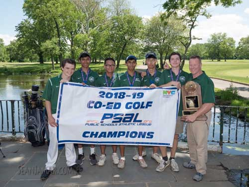 2018 2019 Season In Review For Spring Coed Golf