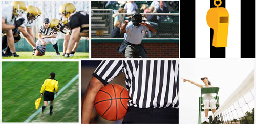2019 - 2020 Fee Schedule for Certified Game Officials