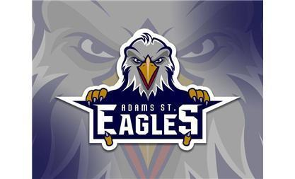 Image result for adams street campus eagles